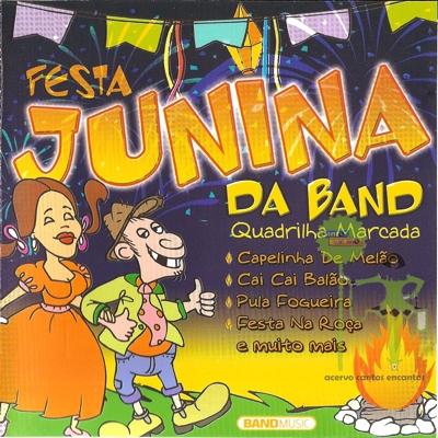 Festa Junina Da Band